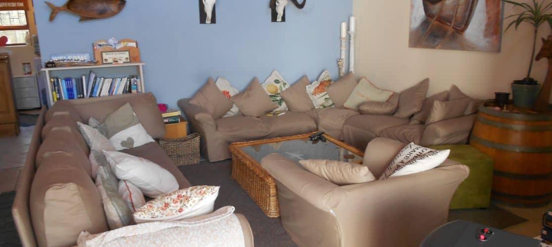 Twin Rivers lounge