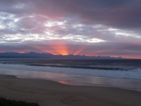 Plettenberg Bay sunrise