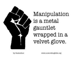 Manipulation The Powerful Addict Trait