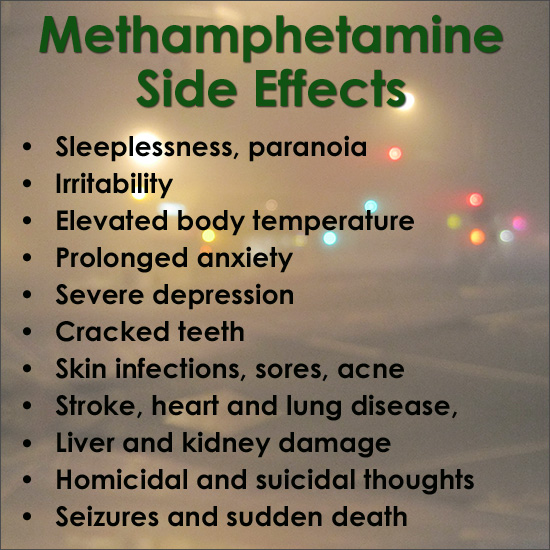 Methamphetamine Addiction