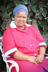 Nosiphiwo Mbangu Head Housekeeper