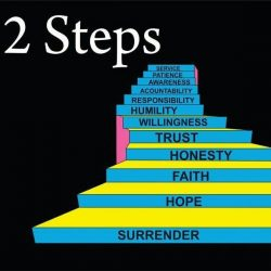 The Amazing 12 Steps