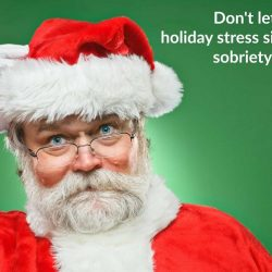 Staying Clean And Sober Over The Holidays