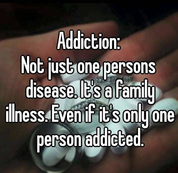 Addiction - A Family Illness - Twin Rivers Rehab