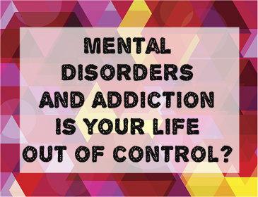 Addiction & Mental Health History