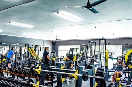 Plettenberg bay Gym